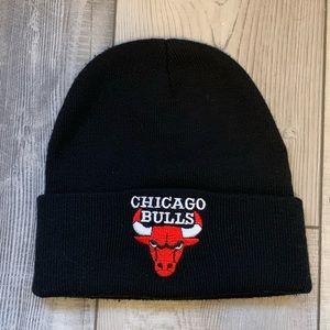Chicago Bulls beanie hat